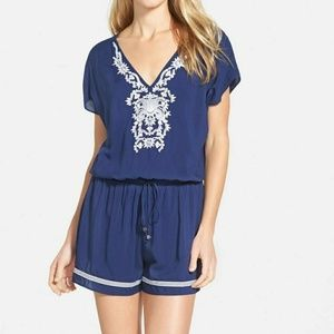 Michael Kors Other - Michael Kors Embroidered romper (price lowered)
